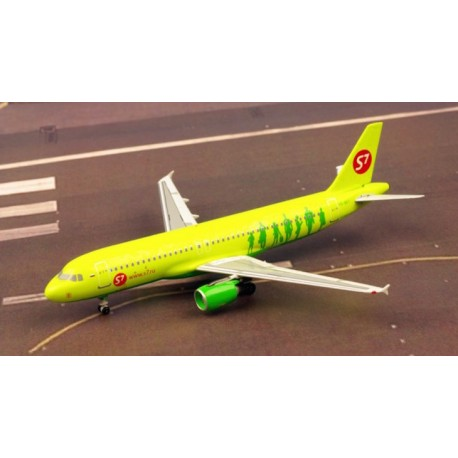 "S7 Airbus A320 VQ-BET ""Siberia Airlines"""
