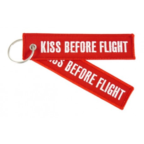 PORTE CLE REMOVE BEFORE KISS