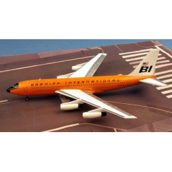 Braniff International Boeing 707-200 N7079 'Orange Western Models 1/200