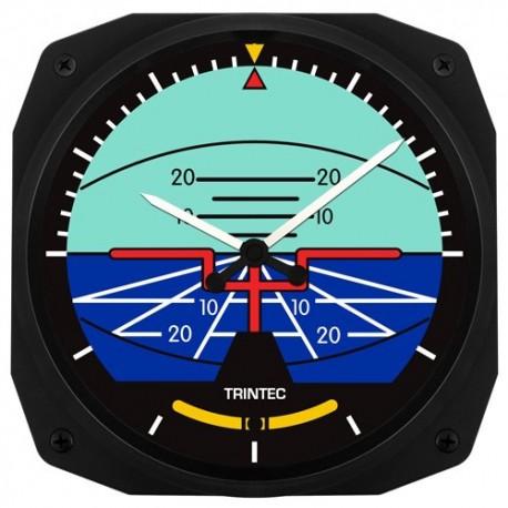 Artificial Horizon Wall clock 25x25cm Horloge horizon artificiel