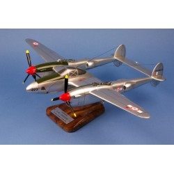 P-38/F.5B Ligthning GR 2/33 Savoie St Exupéry 1/35