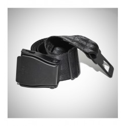CEINTURE AVION MINI FEMME FULL BLACK