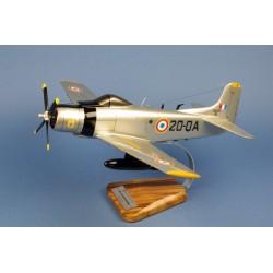 AD-4N Skyraider EC 2/20 Ouarsenis Bois 1/30