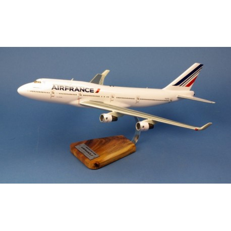Air France Boeing 747-400 F-GITD Last Flight 1/144
