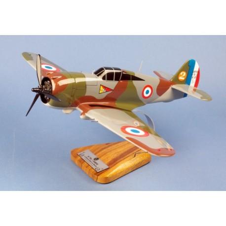 Hawk 75 (P-36) GC I/5 Marin La Meslée 1939 BOIS 1/24