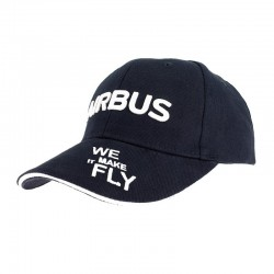"Casquette AIRBUS Officiel Casquette ""we make it fly"""