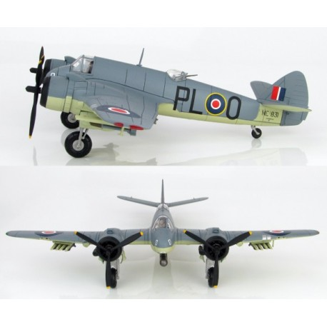 Beaufighter TF.X 144 Sqn RAF / Torpedo - 1/72 HOBBYMASTER HA2316