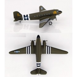 C-47 Skytrain Betsy's Biscuit Bomber 1/200 HOBBYMASTER HAL1309