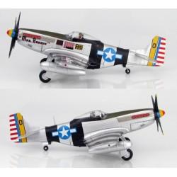 P-51K Mustang Mrs Bonnie Lt. Col. Bill Dunham 348 FG HOBBYMASTER 1/48 HA7738