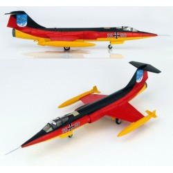 F-104G Starfighter '25th Anniversary of JG-34' HOBBYMASTER 1/72 HA1040