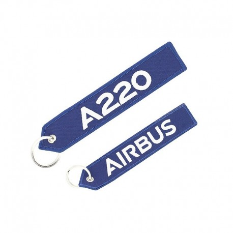 PORTE CLE AIRBUS A220