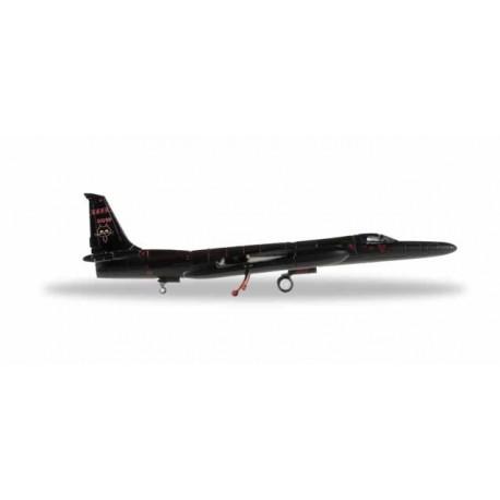US Air Force U-2R Dragon Lady 1/200 HERPA WINGS HA 559195