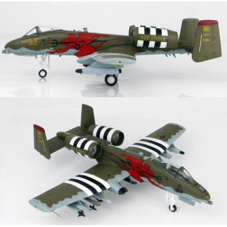 A-10C Warthog 107ThFS/127ThW '100 Anniversary' HOBBYMASTER 1/72 HA1326