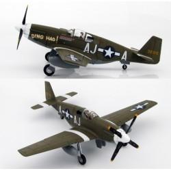 P-51B Mustang Ding Hao 487thFS-354thFG 9th HOBBYMASTER 1/48 HA8508