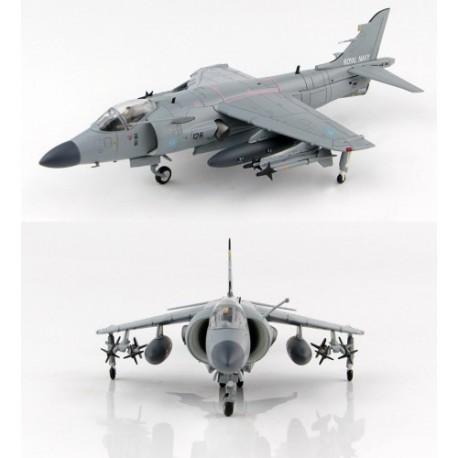 Sea Harrier FA.2 HMS Invincible 1995 1/72 HOBBYMASTER HA4105