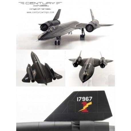 SR-71A Blackbird 9th USAF 'Lightning Bolt' Century Wings 1/72