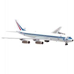 DC8-62 République Française, métal INFLIGHT 1/200
