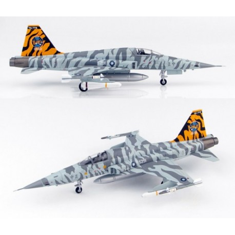 FF-5E Tiger II 7th FTW Hobbymaster 1/72 HA3333