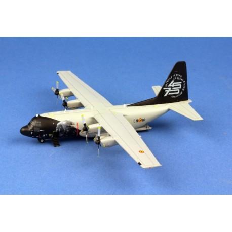 C-130H Hercules CH-10 Belgian Air Component 1/200 HERPA HA559843