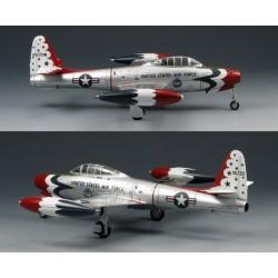 F-84G Thunderjet Thunderbird 1953 show season 1/72 HOBBYMASTER HAS6010