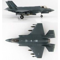 F-35A Lightning II 4thFS Fighting Fuujins Hill AFB  HOBBYMASTER 1/72 HA 4418