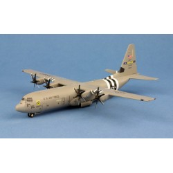 USAF Lockheed Martin C-130J-30 'D-Day Heritage Flight' Herpa 1/200