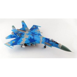 Sukhoi Su-27 Flanker B Ukrainian Air Force HA6010 1/72