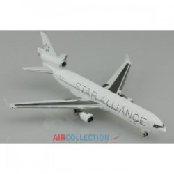 "Varig ""Star Alliance White"" Douglas MD-11  PP-VTU 1/400 CJ Wings"