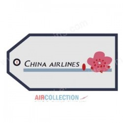 BAG TAG China Airlines