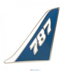 Pins Boeing Tail 787