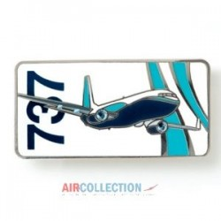 Pins Boeing - Blue Ribbon 737 -S10