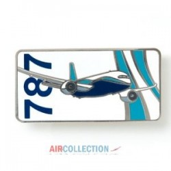 Pins Boeing - Blue Ribbon 787 - S10