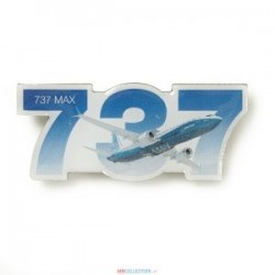 Pins Boeing 737 Max Sky