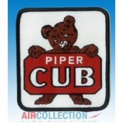 Patch Piper Cub Logo