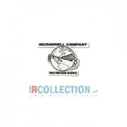 Patch BOEING McDonnell Heritage