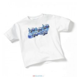 T-Shirt Boeing Puggy Formation  Enfant