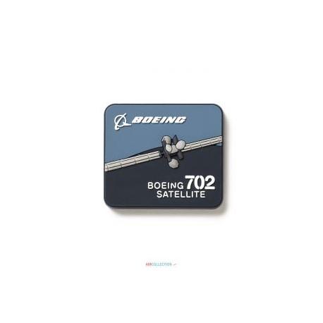 Magnet Boeing SATELLITE 2D 702 S12
