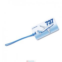 BAG TAG BOEING S13 737