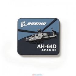 Magnet Boeing Apache 2D AH64D S12
