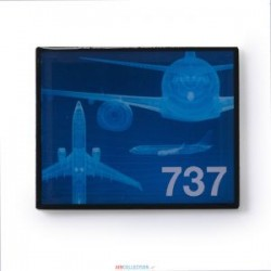 Magnet Boeing F11 737