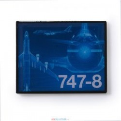 Magnet Boeing F11 747