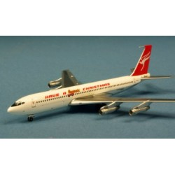 Qantastic Christmas Boeing 707-320 VH-EAB 1/400 Aéroclassics