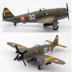 P-47D Thunderbolt GCII/5 'Lafayette' 1944 1/48 HOBBY MASTER