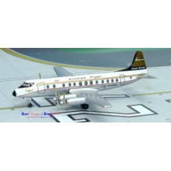 Scottish Flyer by Channel Airways Viscount 800 G-AVHK 1/400 Aéroclassics