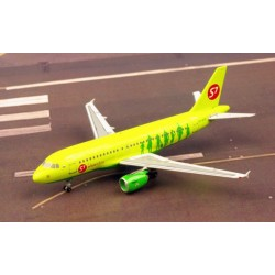 """S7 Airbus A319 VP-BTO """"Siberia Airlines"""""""