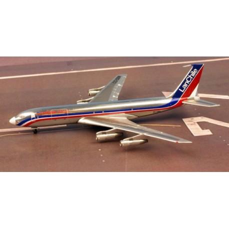 Lan Chile Cargo Boeing 707-320C CC-CER Aéroclassics 1/400