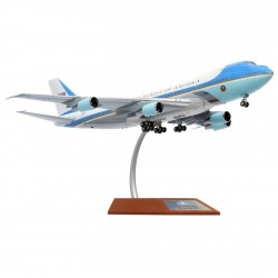 B747-200 Air Force One VC-25A 28000, métal 1/200e