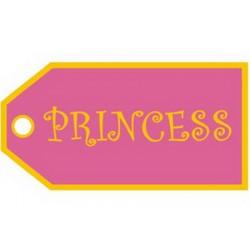 Crew Tag Princess