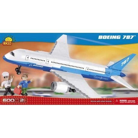 Boeing 787 Jouet à assembler Cobi