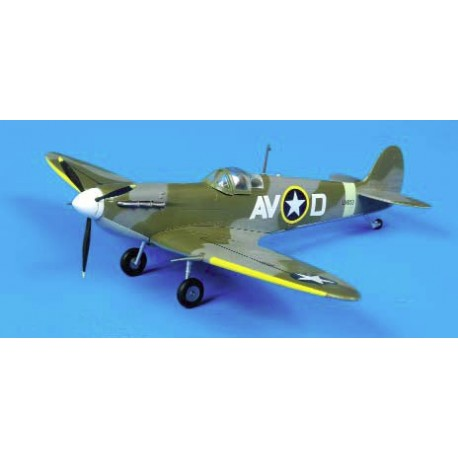 Spitfire Mk.Vb 4FG 355FS 1942 1/72 EASY MODEL